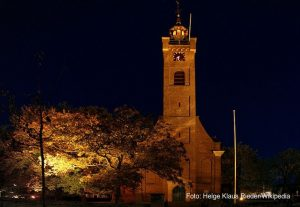 Kirche in Burgh Haamstede
