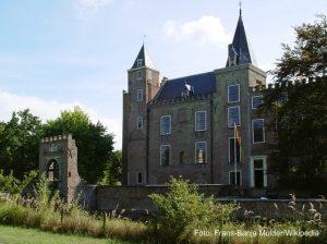 Schloss in Burgh Haamstede